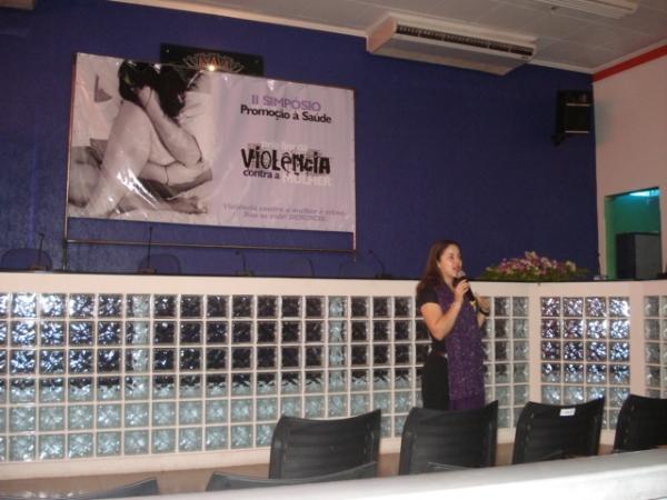 Conferência Violência e Maus tratos a idosos em Cassilândia 1