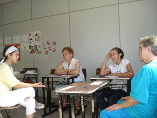 Programa Envelhecimento Saudável 10