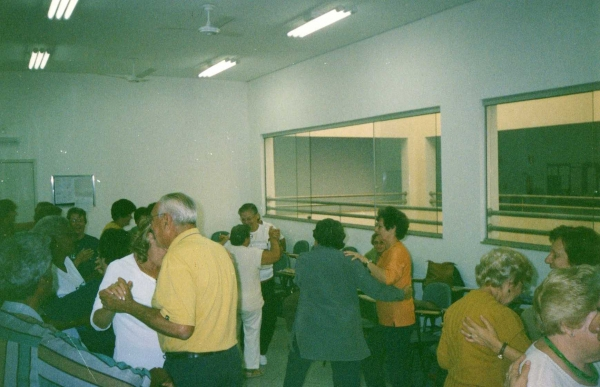 Aula de Dança de Salão 1