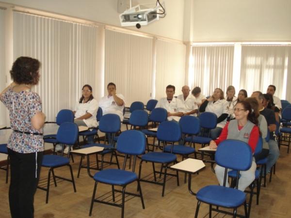 Palestra no CAIS Clemente Ferreira - Lins