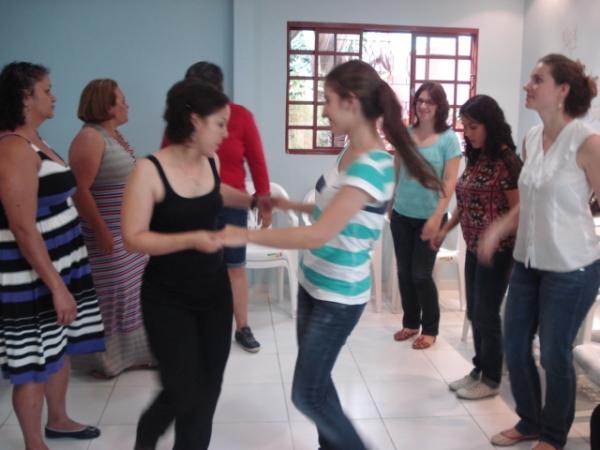 Vivência de Dança