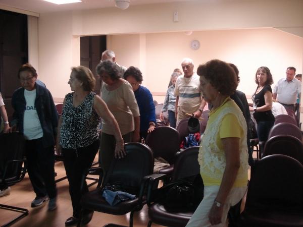Palestra Prevenção de quedas em idosos